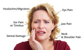 Jaw pain after a car accident